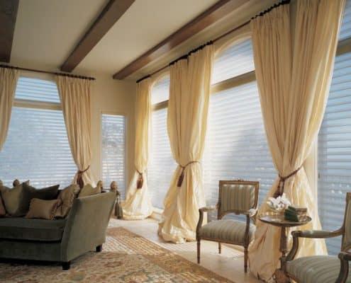 Draperies, Curtains, Valances