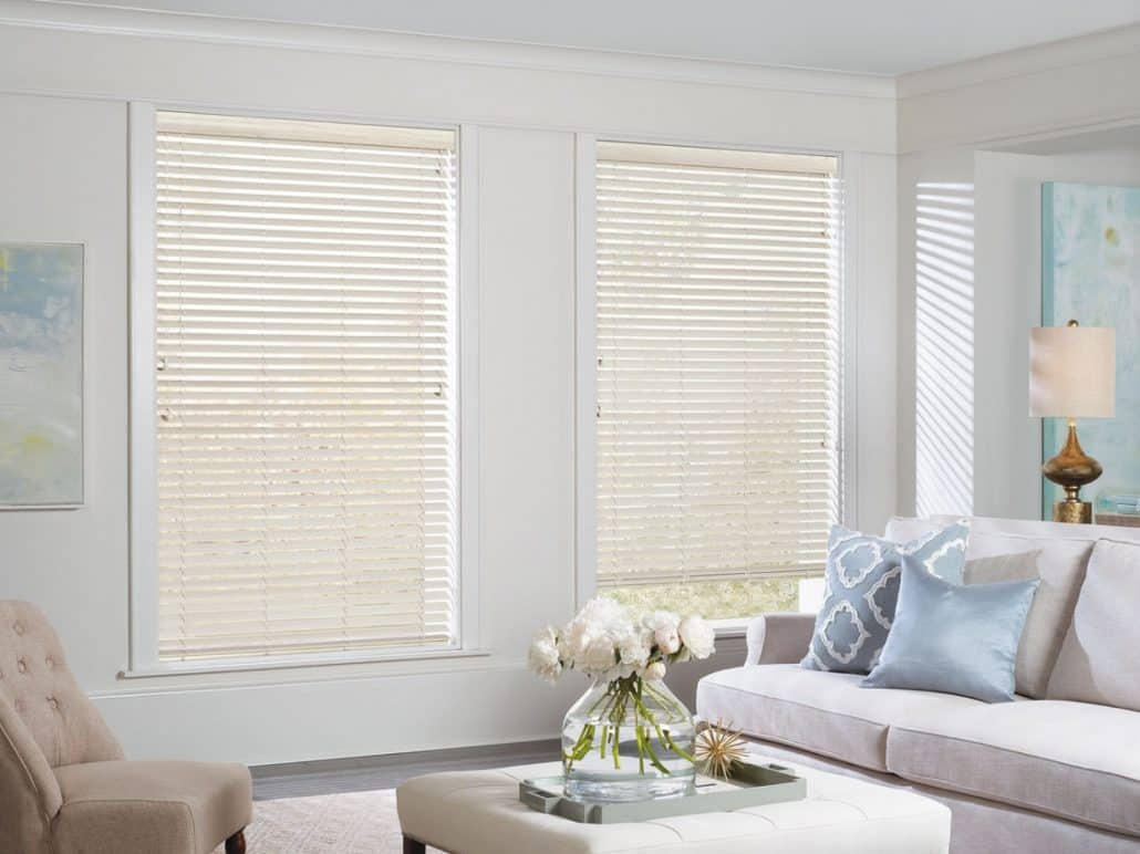 Custom Window Blinds, Vertical, Motorized, Wood, Vinyl, Aluminum